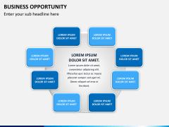Business opportunity PPT slide 2