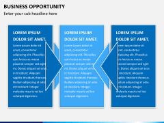 Business opportunity PPT slide 5