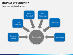 Business opportunity PPT slide 8