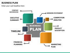 Business plan PPT slide 25