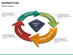 Business plan PPT slide 34