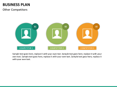 Business plan PPT slide 44