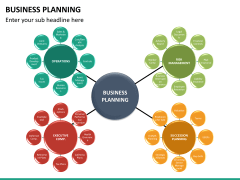 Business planning PPT slide 18