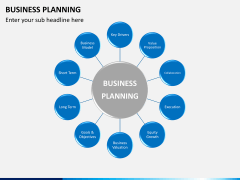 Business planning PPT slide 2