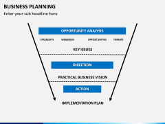 Business planning PPT slide 5