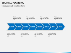 Business planning PPT slide 7