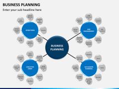 Business planning PPT slide 9