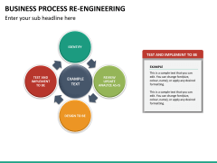 Business process re-engineering PPT slide 18