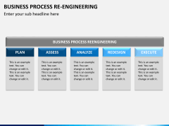 Business process re-engineering PPT slide 10