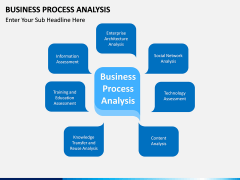 Business Process Analysis PPT slide 1