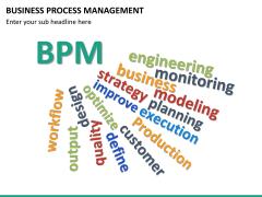 Business process management PPT slide 36