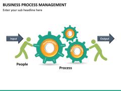 Business process management PPT slide 37