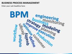 Business process management PPT slide 16