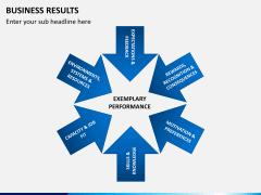 Business results PPT slide 5
