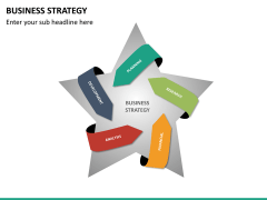 Business strategy PPT slide 13