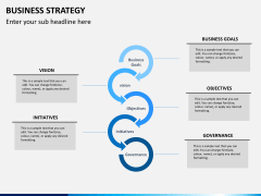 Business strategy PPT slide 6