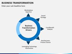 Business transformation PPT slide 7
