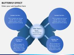Butterfly effect PPT slide 8