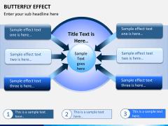Butterfly effect PPT slide 9