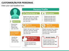 Buyer personas PPT slide 13