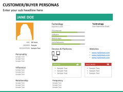 Buyer personas PPT slide 16