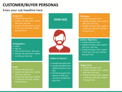 Buyer personas PPT slide 17