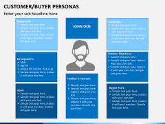 Buyer personas PPT slide 5