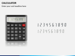Calculator PPT slide 4