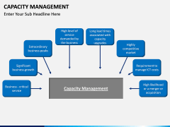 Capacity Management PPT slide 13