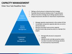 Capacity Management PPT slide 6