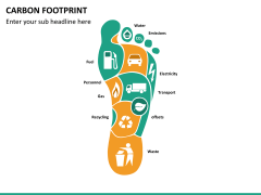 Carbon footprint PPT slide 10