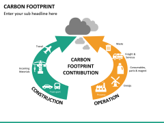 Carbon footprint PPT slide 11