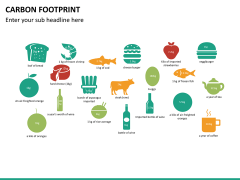 Carbon footprint PPT slide 13