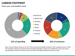 Carbon footprint PPT slide 16