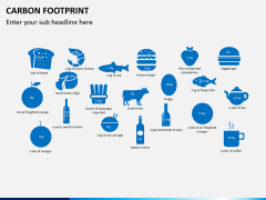 Carbon footprint PPT slide 4