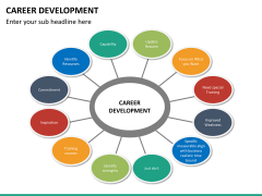 Career development PPT slide 23