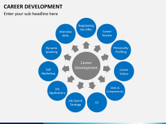 Career development PPT slide 9