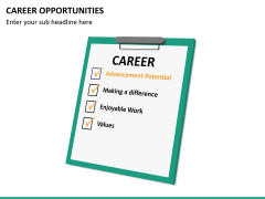 Career opportunity PPT Slide 20