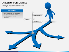 Career opportunity PPT Slide 1