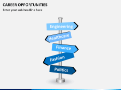 Career opportunity PPT Slide 2