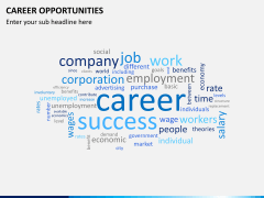 Career opportunity PPT Slide 5