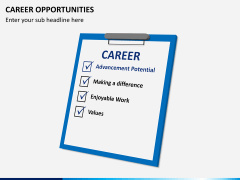 Career opportunity PPT Slide 8
