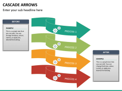 Arrows bundle PPT slide 121