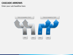 Arrows bundle PPT slide 62