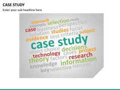 Case study PPT slide 17