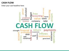 Cash flow PPT slide 34