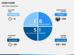 Cash flow PPT slide 1