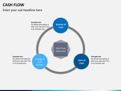 Cash flow PPT slide 14