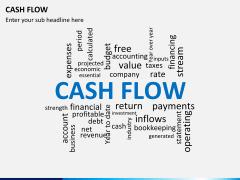 Cash flow PPT slide 17