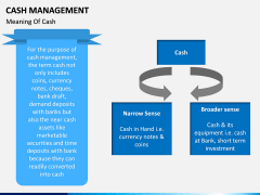 Cash Management PPT slide 4